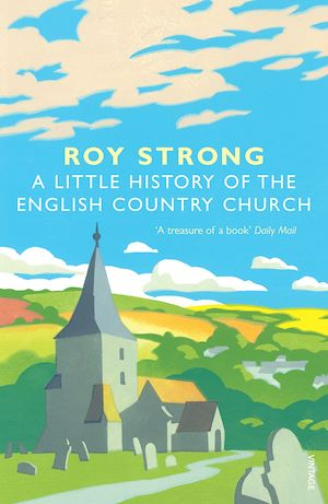 Téléchargez le livre :  A Little History Of The English Country Church