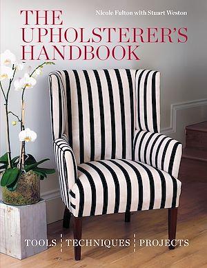 Téléchargez le livre :  The Upholsterer's Handbook