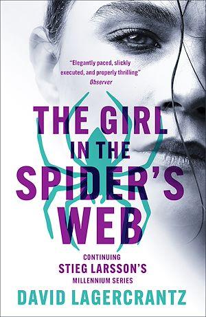 Téléchargez le livre :  The Girl in the Spider's Web