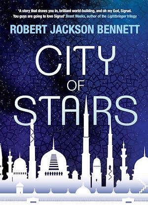 Téléchargez le livre :  City of Stairs