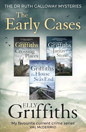 Téléchargez le livre :  Ruth Galloway: The Early Cases
