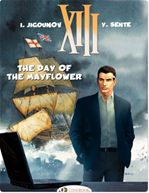 Télécharger le livre :  XIII (english version) - Tome 19 - The day of the Mayflower