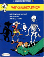 Télécharger cet ebook : Lucky Luke (english version) - Tome 62 - The Cursed Ranch