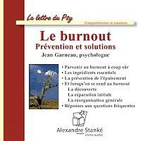 Télécharger le livre : Le burnout