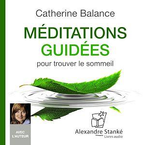 Téléchargez le livre :  Méditations guidées pour trouver le sommeil