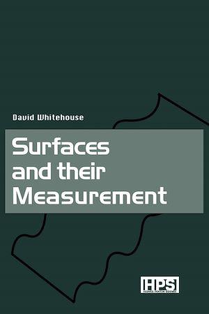 Téléchargez le livre :  Surfaces and their Measurement