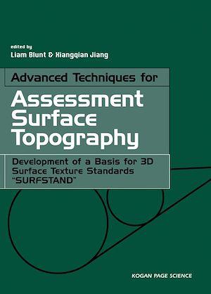 Téléchargez le livre :  Advanced Techniques for Assessment Surface Topography