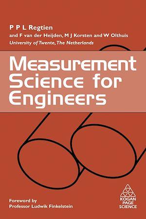 Téléchargez le livre :  Measurement Science for Engineers
