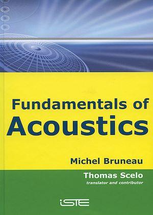 Téléchargez le livre :  Fundamentals of Acoustics