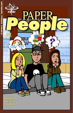 Téléchargez le livre :  Paper People #1