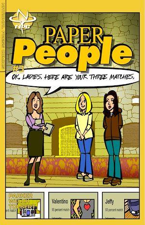 Téléchargez le livre :  Paper People #3