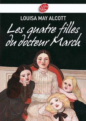 Téléchargez le livre :  Les quatres filles du Docteur March - Texte abrégé