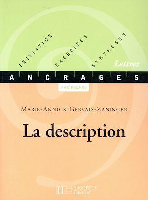 Téléchargez le livre :  La description - Edition 2001