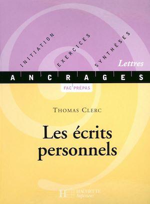 Téléchargez le livre :  Les écrits personnels - Edition 2001