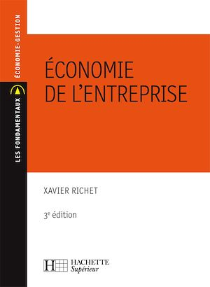 Téléchargez le livre :  Economie de l'Entreprise