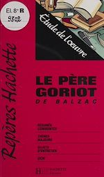 Télécharger cet ebook : «Le Père Goriot» de Balzac