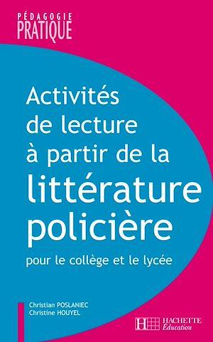 Téléchargez le livre :  Activités de lecture à partir de la littérature policière