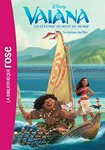 Télécharger le livre :  Vaiana, la légende du bout du monde - Le roman du film