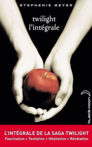 L'intégrale de la saga Twilight   Meyer, Stephenie. Auteur