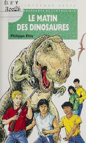 Téléchargez le livre :  Les Conquérants de l'impossible : Le Matin des dinosaures