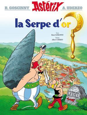 Téléchargez le livre :  Astérix - La Serpe d'or - nº2