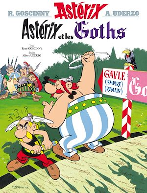 Téléchargez le livre :  Astérix - Astérix et les Goths - nº3