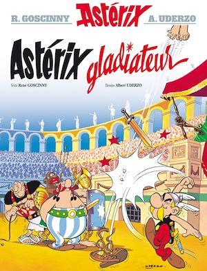 Téléchargez le livre :  Astérix - Astérix gladiateur - n°4