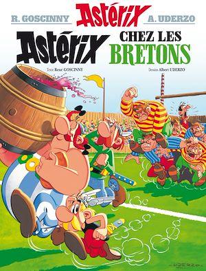 Téléchargez le livre :  Astérix - Astérix chez les bretons - n°8