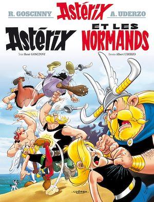 Téléchargez le livre :  Astérix - Astérix et les Normands - n°9