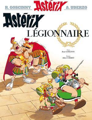 Téléchargez le livre :  Astérix - Astérix légionnaire - nº10
