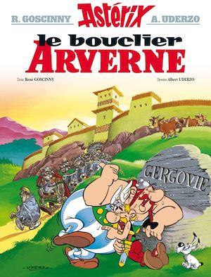 Téléchargez le livre :  Astérix - Le Bouclier arverne - nº11