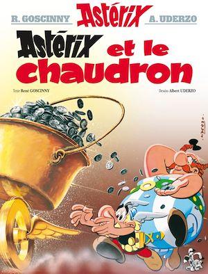 Téléchargez le livre :  Astérix - Astérix et le chaudron - n°13