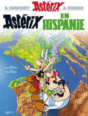 Téléchargez le livre :  Astérix - Astérix en Hispanie - nº14