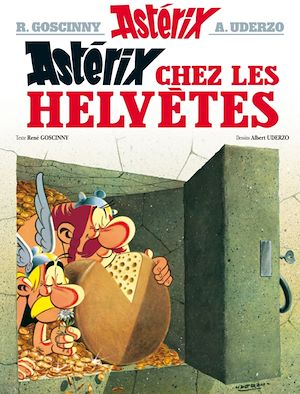 Téléchargez le livre :  Astérix - Astérix chez les Helvètes - nº16