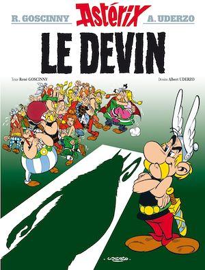 Téléchargez le livre :  Astérix - Le Devin - n°19