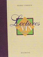 Télécharger cet ebook : Lectures du vin