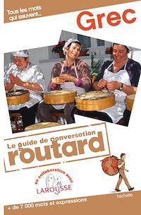 Télécharger le livre : Grec le guide de conversation Routard