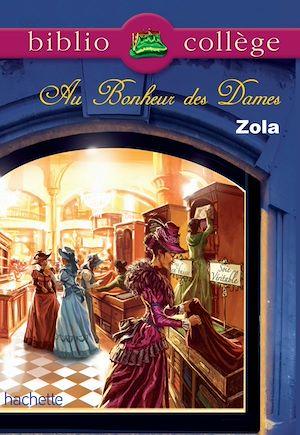 Téléchargez le livre :  Bibliocollège - Au bonheur des dames - n° 78