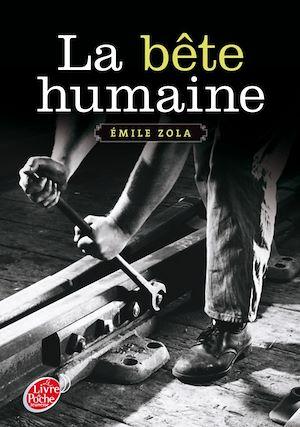 Téléchargez le livre :  La bête humaine - Texte abrégé