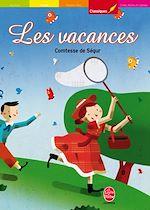 Télécharger le livre :  Les vacances - Texte intégral