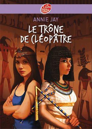 Téléchargez le livre :  Le trône de Cléopâtre