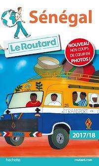 Télécharger le livre : Guide du Routard Sénégal 2017