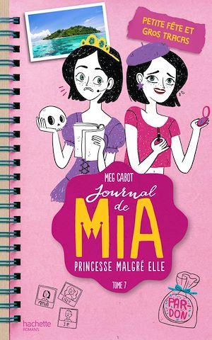 Téléchargez le livre :  Journal de Mia - Tome 7 - Petite fête et gros tracas