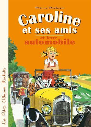 Téléchargez le livre :  Caroline et ses amis en automobile