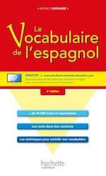 Télécharger le livre :  Le vocabulaire de l'espagnol + CD