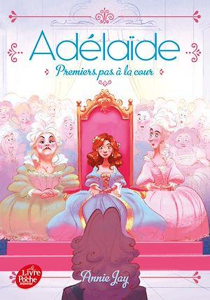 Téléchargez le livre :  Adélaïde - Tome 3