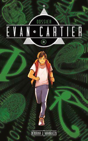 Téléchargez le livre :  Dossier Evan Cartier - Tome 1 - Héritage crypté