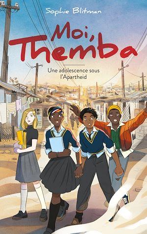 Téléchargez le livre :  Moi, Themba - Une vie à part