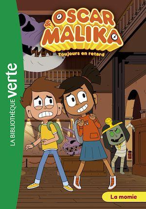 Téléchargez le livre :  Oscar et Malika 07 - La momie