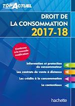 Télécharger le livre :  Top Actuel Droit de la consommation 2017-2018